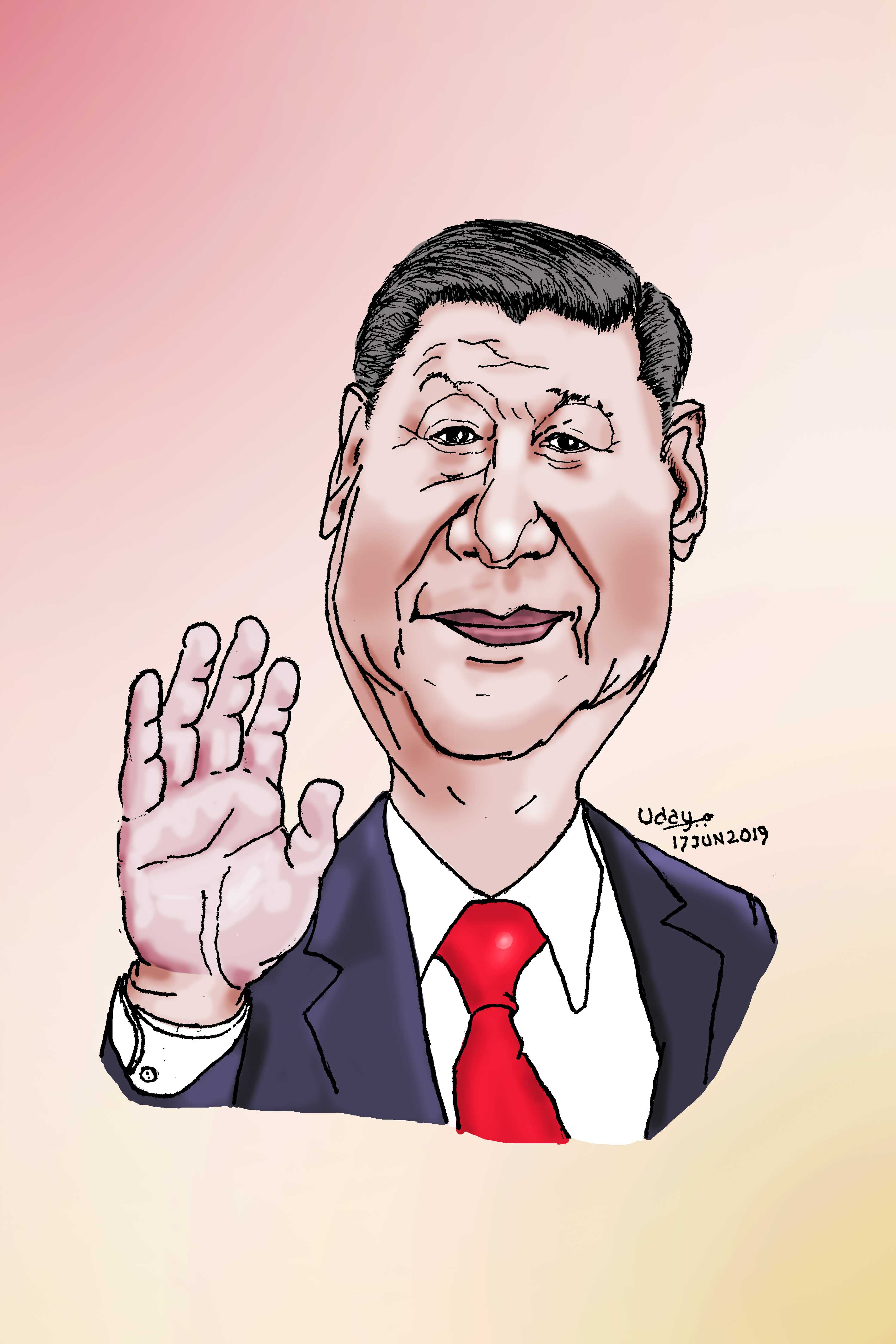 Xi JinPing - The Chinese Premiere